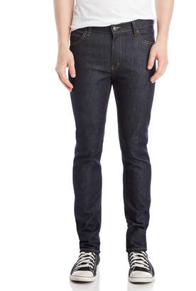 Cheap Monday Blue Dry Skinny Jeans