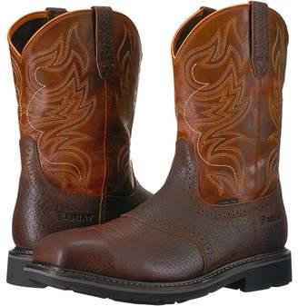 Ariat Sierra Shadowland Steel Toe Cowboy Boots