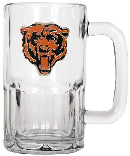 Officially Licensed NFL 20 oz. Root Beer Mug - New Orleans Saints