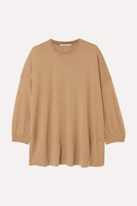 Agnona Cashmere Sweater - Beige