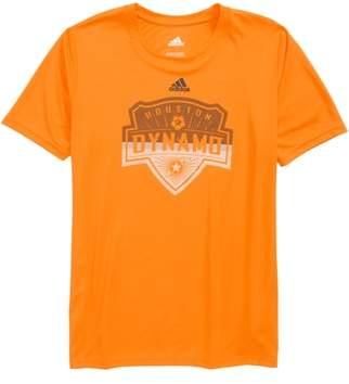 adidas MLS Houston Dynamo Climalite(R) T-Shirt