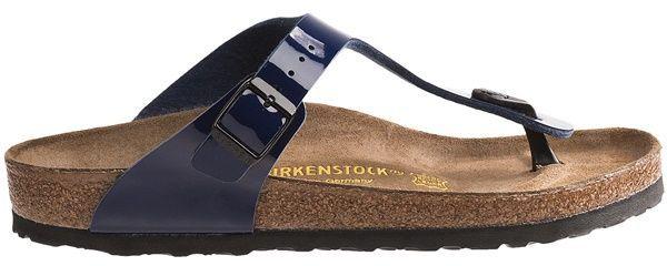 Birkenstock Gizeh Sandals - Patent Birko-flor® (For Women)