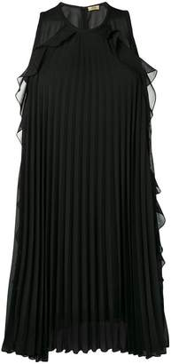 Liu Jo sleeveless pleated dress
