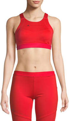 adidas by Stella McCartney Performance Essentials Scoop-Neck Sports Bra