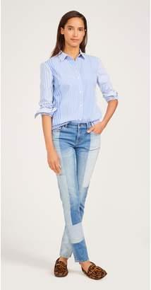 J.Mclaughlin Jaycie Patchwork Jeans