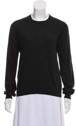 Prada Sport Crew Neck Long Sleeve Sweater