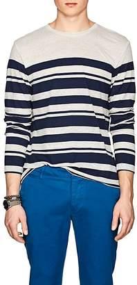 Orlebar Brown Men's Sammy Linen-Cotton T-Shirt