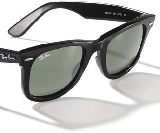 Ray-Ban Mens Wayfarer Sunglasses - Black