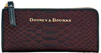 Dooney & Bourke Caldwell Zip Clutch