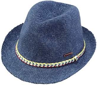 Men s Blue Trilby Hat - ShopStyle UK 5d4ca1deda5