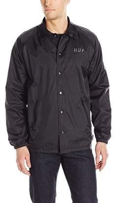 HUF Men's Shadow Coach Jacket