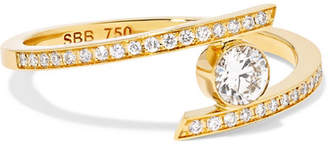 Sophie Bille Brahe Grand Amour 18-karat Gold Diamond Ring