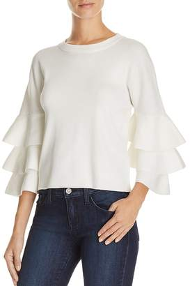 Endless Rose Tiered Sleeve Sweater - 100% Exclusive $78 thestylecure.com