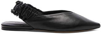 Isabel Marant Leather Linta Flats