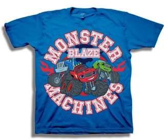 Short Sleeve Blaze & Monster Machines Graphic Tee