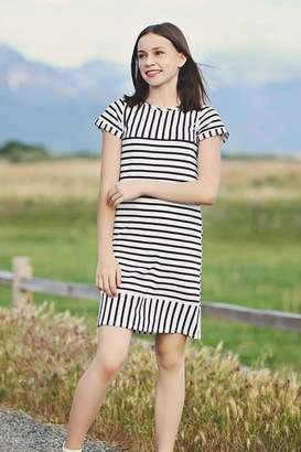 Mabel + Honey Striped Dress