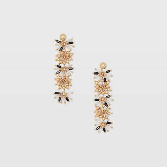 Club Monaco Beaded Drop Earring