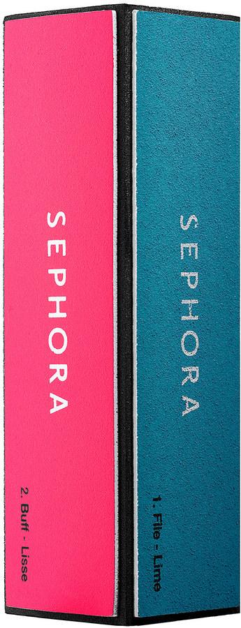 Sephora Nail Buffer Block