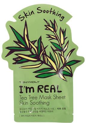Tony Moly Tonymoly I'm Real Tea Tree Mask Sheet Skin Soothing