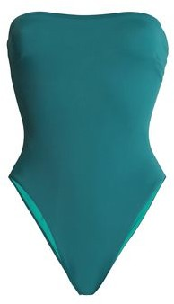 Alix Strapless Reversible Swimsuit
