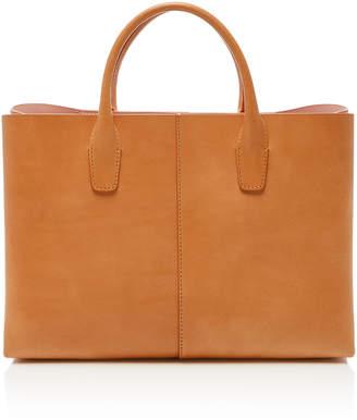 Mansur Gavriel Mini Folded Leather Bag
