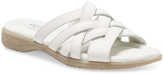 Eastland Hazel Women's Strappy Slide Sandals