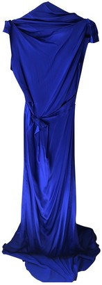 Roksanda Ilincic Blue Silk Dress for Women