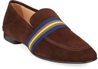 Paul Stuart Men's Herve Suede Loafers
