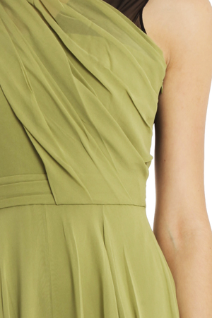 3.1 Phillip Lim Asymmetric Draped Gown