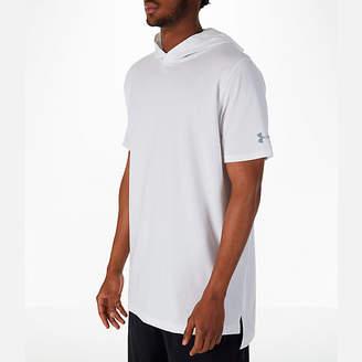 Under Armour Men's Baseline Short-Sleeve Hooded T-Shirt