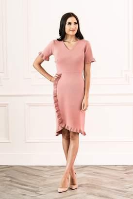 Rachel Parcell Oxford Dress in Misty Rose