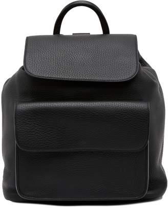 Giorgio Armani Leather Backpack
