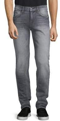 7 For All Mankind Paxtyn Faded Jeans