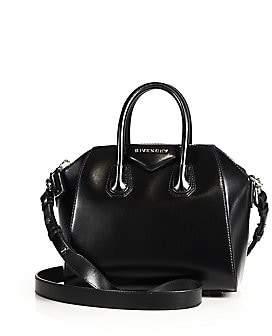 3b02476658 Givenchy Women s Antigona Mini Leather Satchel