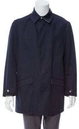 Etro Lightweight Collared Jacket