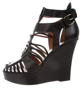 959d95f4c Black Caged Wedge - ShopStyle