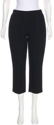 Organic by John Patrick Virgin Wool Straight-Leg Pants