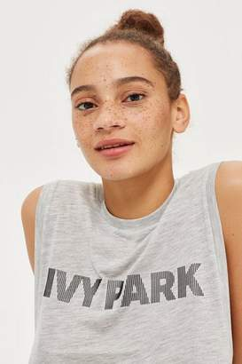Ivy Park Womens Silicon Tank Top