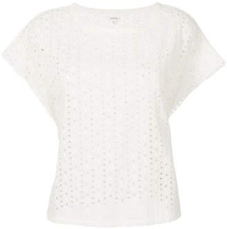 Bellerose perforated T-shirt