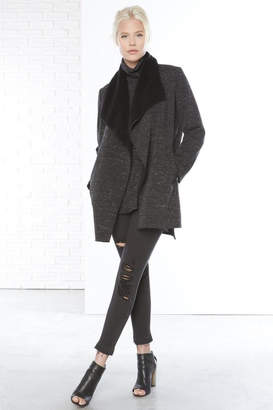 Fifteen-Twenty Fifteen Twenty Faux Shearling Coat