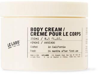 Le Labo Body Cream - 250ml