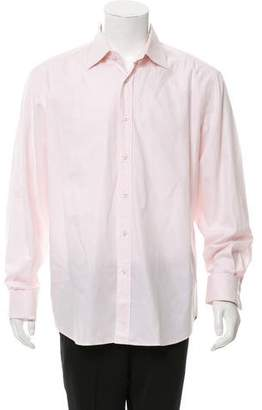 HUGO BOSS Boss by Striped Button-Up Shirt