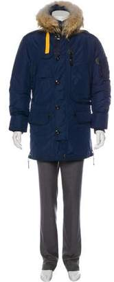 Parajumpers Down Hooded Parka