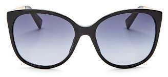 Marc Jacobs Women's Classic Cat Eye Sunglasses, 55mm
