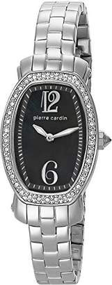 Pierre Cardin Women's Quartz Watch Analogue Display and Stainless Steel Strap