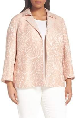 Lafayette 148 New York Phillipe Linen Jacket
