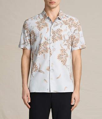 AllSaints Kauai Ss Shirt