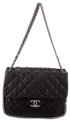 Chanel Chain Around Maxi Flap Bag