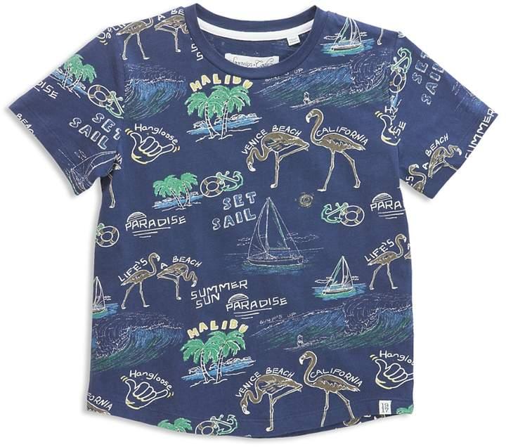 Boys' Beach Print Tee - Little Kid, Big Kid