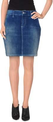 Blugirl Denim skirts